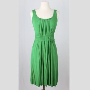 Bailey 44 Ruched Basketry Dress